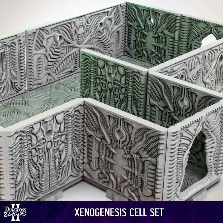 XENOGENESIS CELL SET