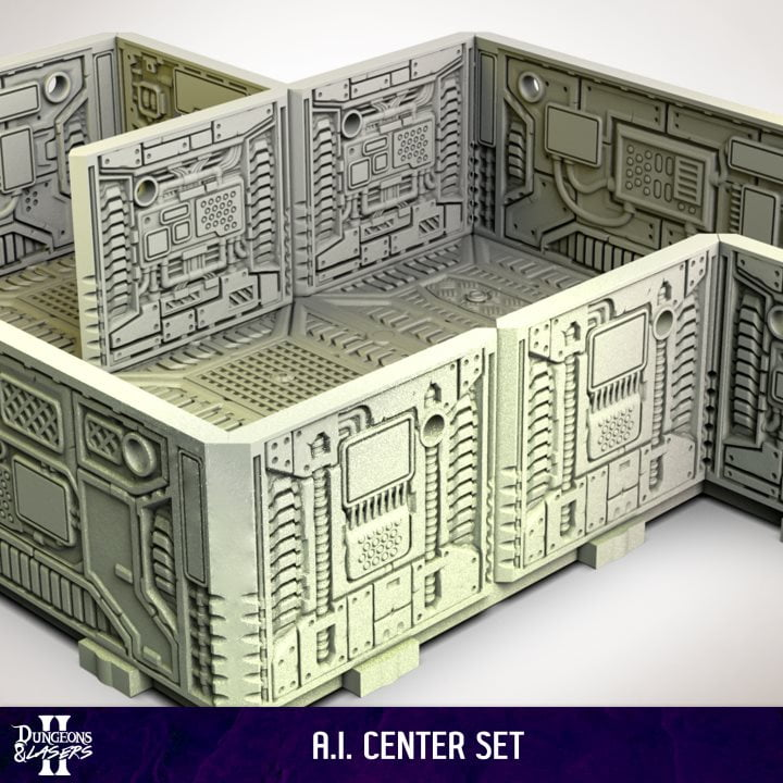 A.I. CENTER SET