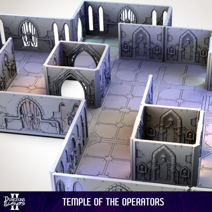 TEMPLE OF THE OPERATORS