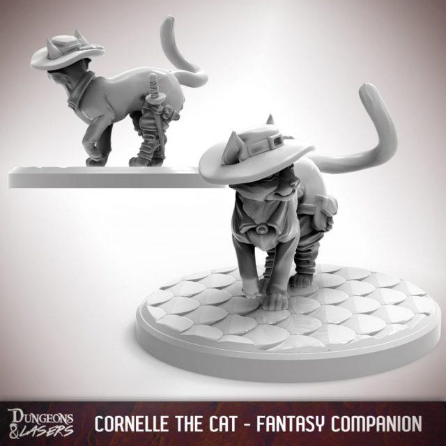 D&L - 1x1 - companions fantasy - cat 1