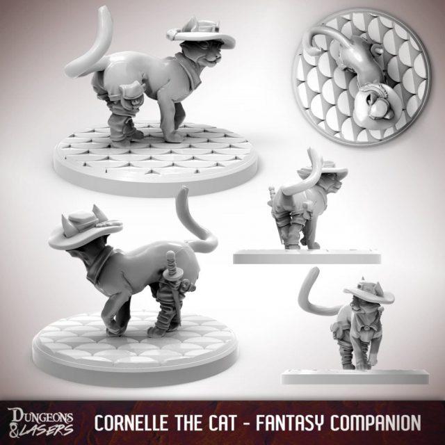 D&L - 1x1 - companions fantasy - cat 2