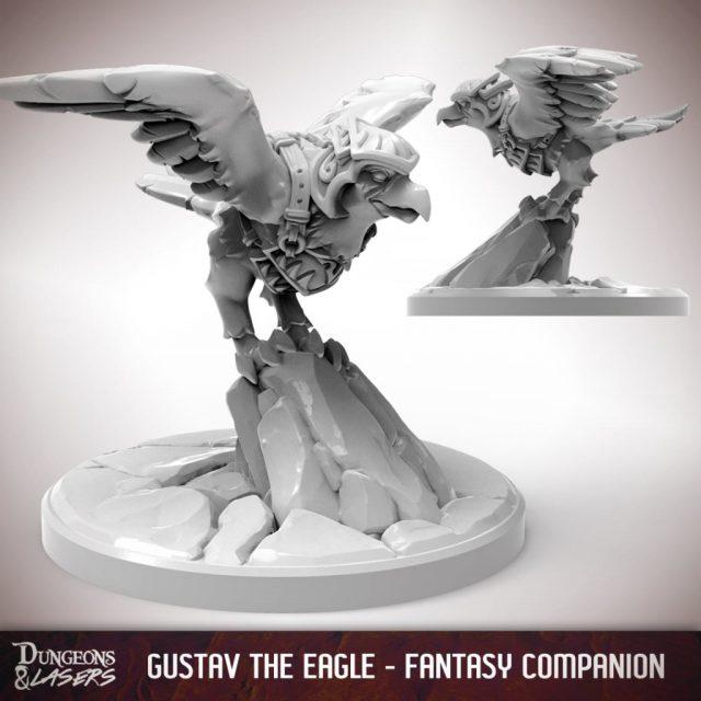 D&L - 1x1 - companions fantasy - eagle 1
