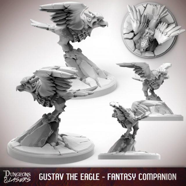 D&L - 1x1 - companions fantasy - eagle 2