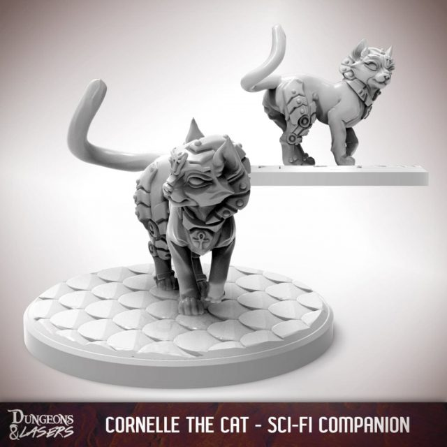 D&L - 1x1 - companions sci-fi - cat 1