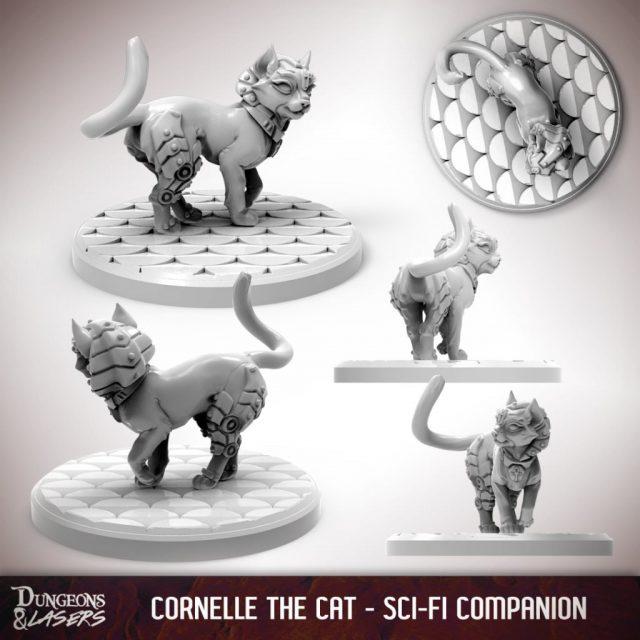 D&L - 1x1 - companions sci-fi - cat 2