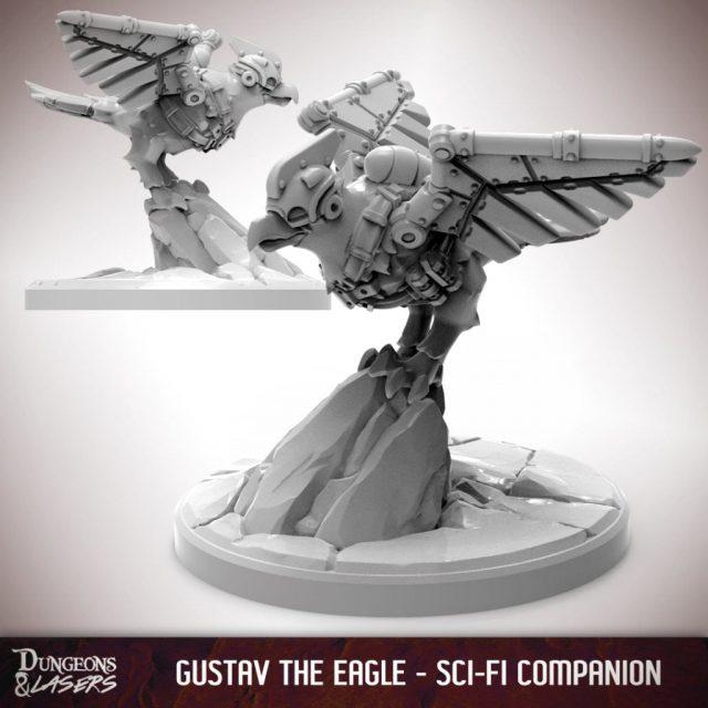 D&L - 1x1 - companions sci-fi - eagle 1