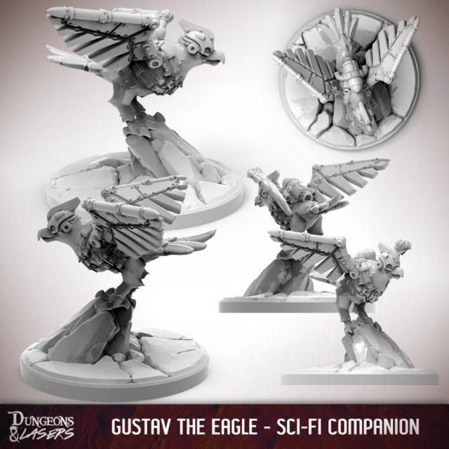 D&L - 1x1 - companions sci-fi - eagle 2