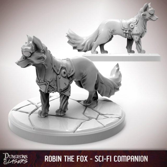 D&L - 1x1 - companions sci-fi - fox 1