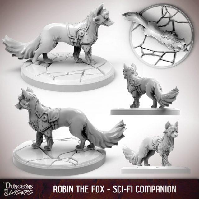 D&L - 1x1 - companions sci-fi - fox 2